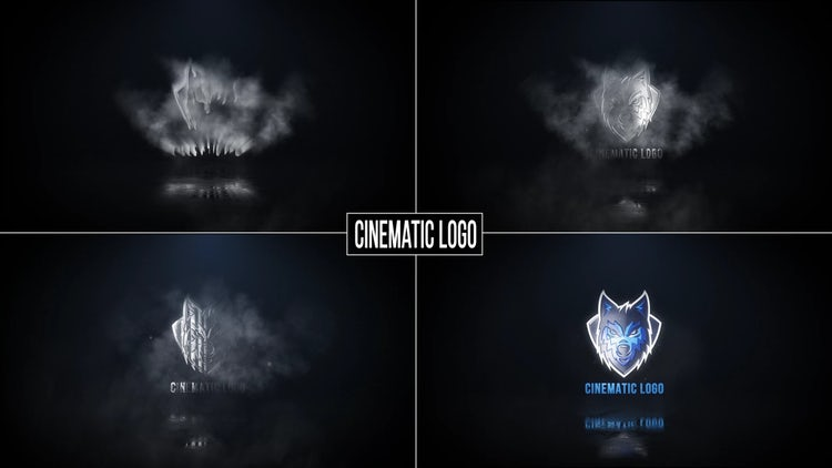 Cinematic Logo Reveal: After Effects Templates