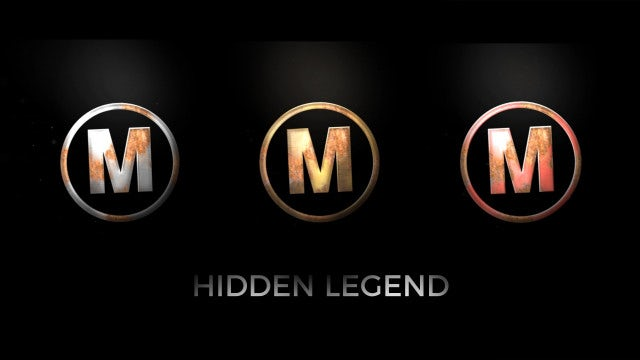 Hidden Legend: After Effects Templates