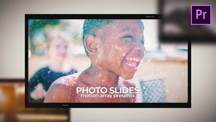 Photo Slides: Premiere Pro Templates