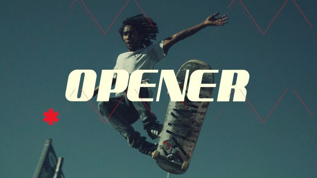 Energetic Trendy Promo: Premiere Pro Templates