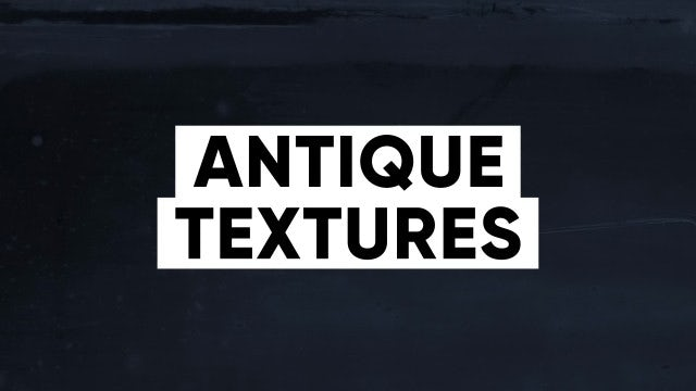 23 Textures - Antique Textures: Stock Motion Graphics