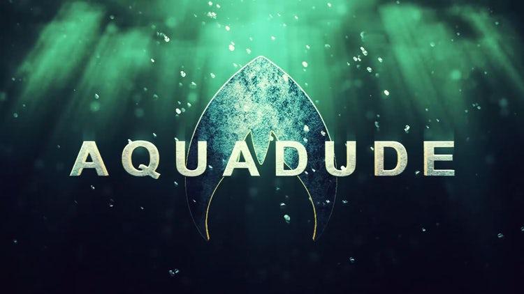 AquaDude: After Effects Templates