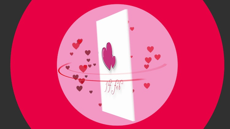 Valentine Clean Logo: After Effects Templates