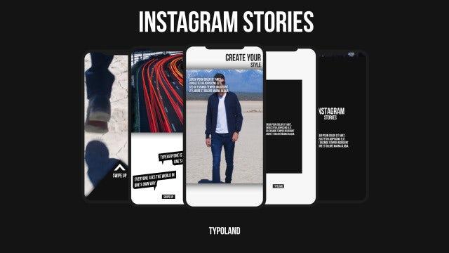 Unique Instagram Stories: Premiere Pro Templates