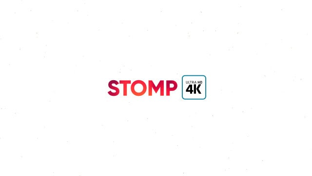 Stomp Opener 4k: After Effects Templates