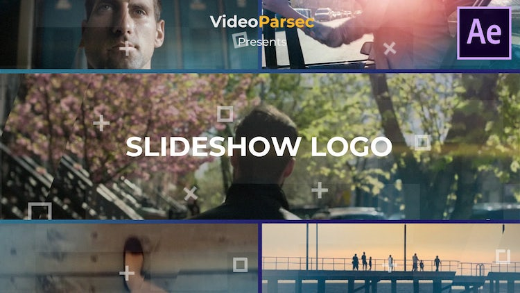 Slideshow Logo: After Effects Templates