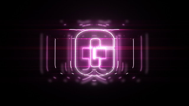 Glitch Hi-Tech Logo: After Effects Templates