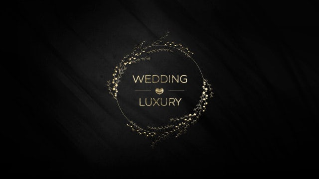 Wedding Titles Luxury: After Effects Templates