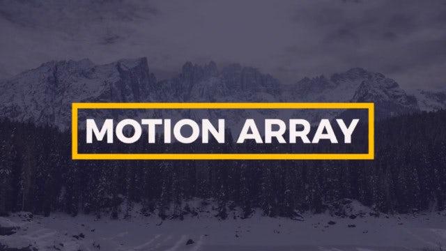 Smart Minimal Titles: Motion Graphics Templates