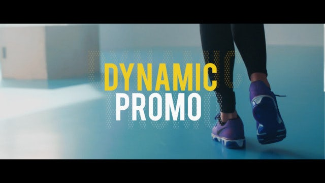 Motivation Promo: After Effects Templates