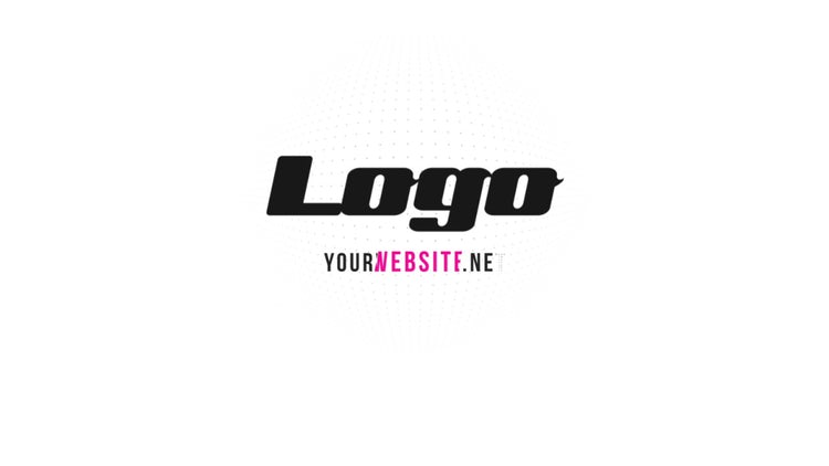 Technology Digital Logo Reveal: After Effects Templates