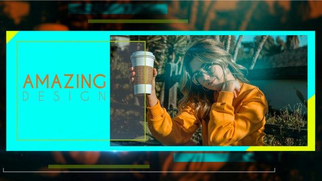 Amazing Slideshow (PP): Premiere Pro Templates