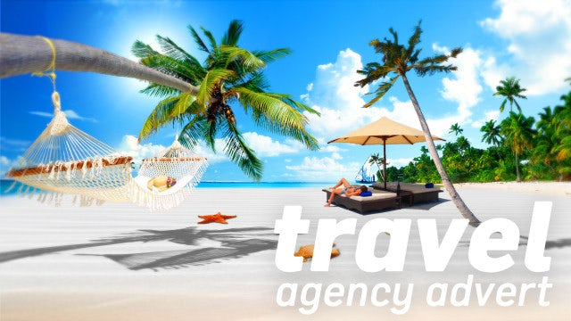 Ae Templates New Travel Agency Advert