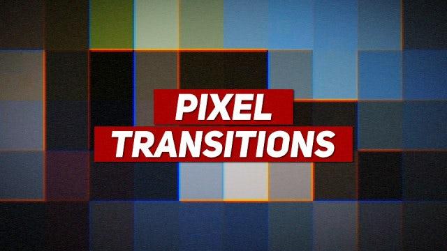 Pixel Transitions: Premiere Pro Templates