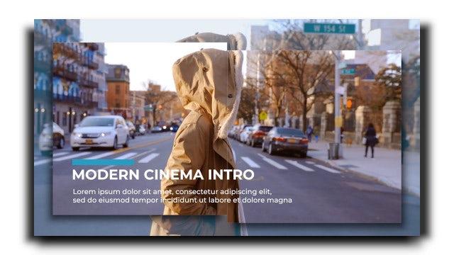 Clean Cinematic Promo: Premiere Pro Templates