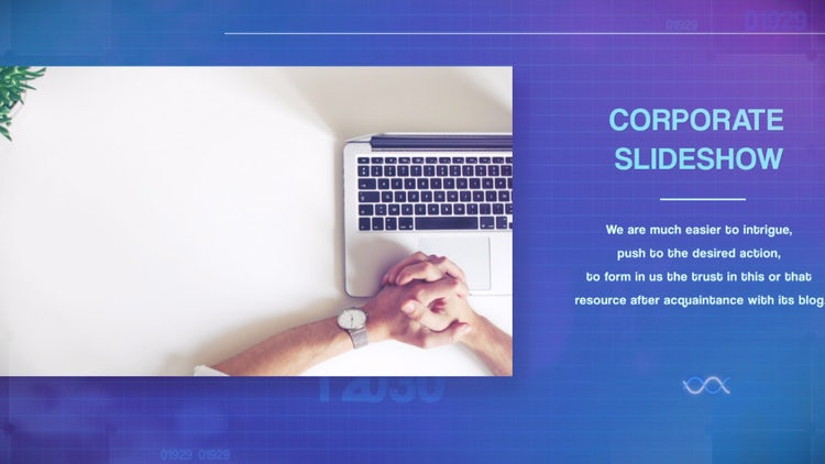 Corporate Slideshow 2: After Effects Templates