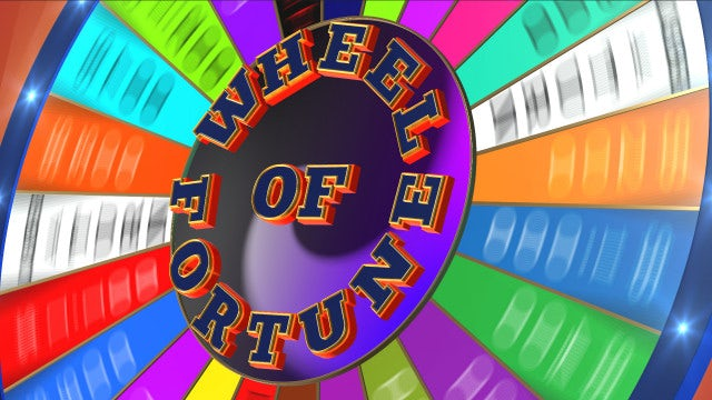 Wheel Of Fortune 3D: After Effects Templates