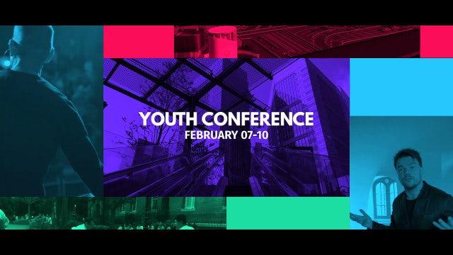 Conference: Premiere Pro Templates