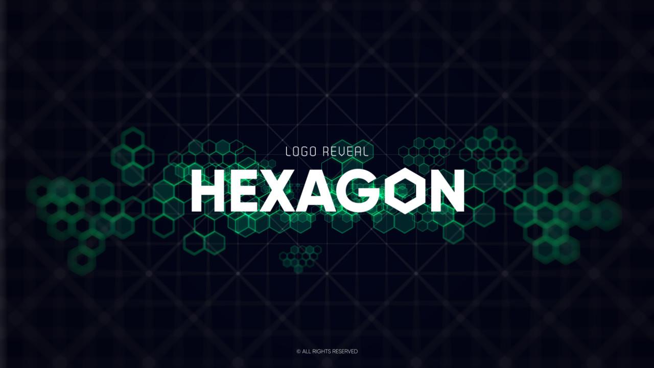 Logo - Technology Hexagon 170175