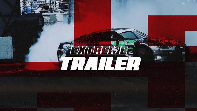 Extreme Trailer: Premiere Pro Templates