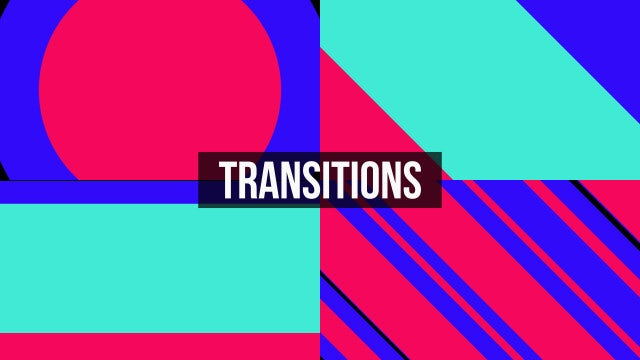 Shape Transition Pack: After Effects Templates