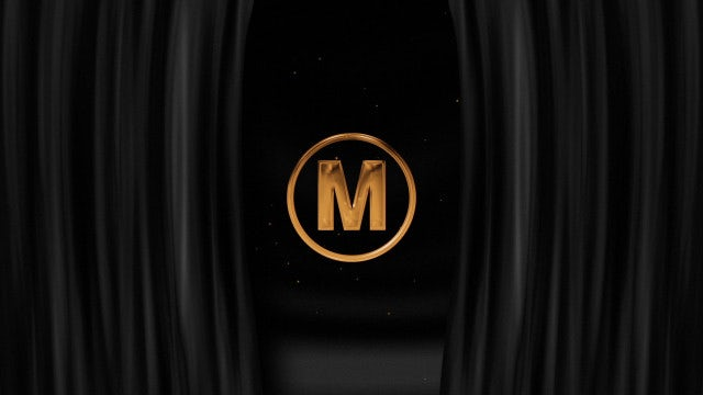 Curtains Luxury Logo: After Effects Templates