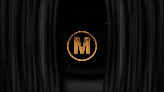 Curtains Luxury Logo: Premiere Pro Templates