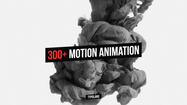 300+ Smooth Motion Animation Pack: After Effects Presets