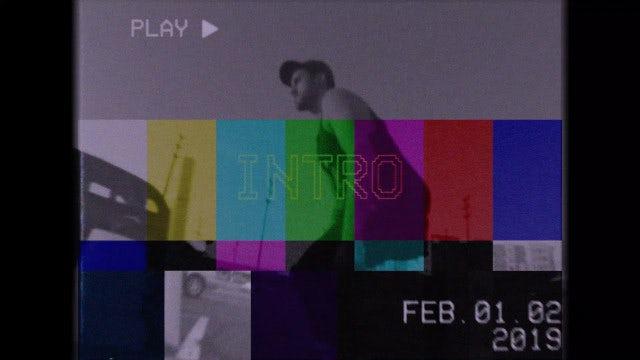 VHS Reel: Premiere Pro Templates