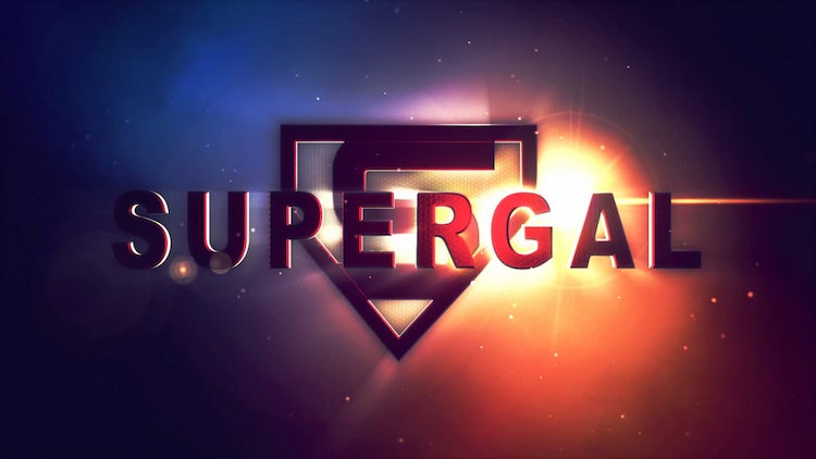 SuperGal: After Effects Templates