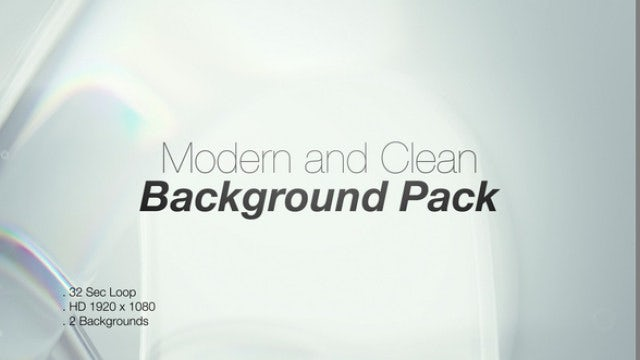 Modern Clean Bright Background: Stock Motion Graphics