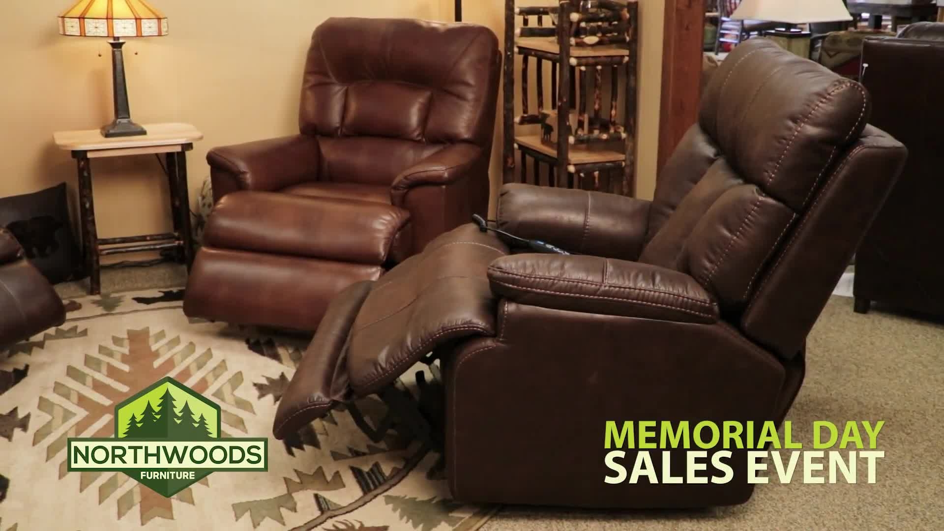 Northwoods Furniture Memorial Sale Commercial