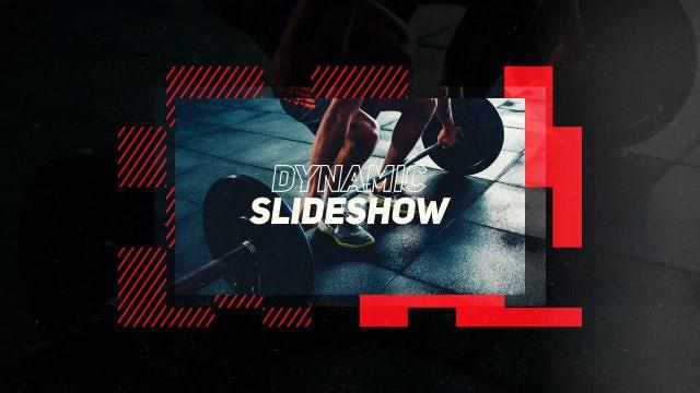 Epic Motivation Slideshow: Premiere Pro Templates