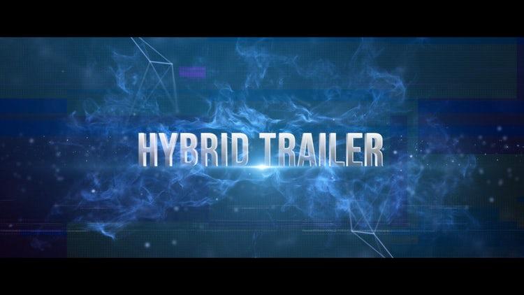 Aggressive Hybrid Trailer Intro: Premiere Pro Templates