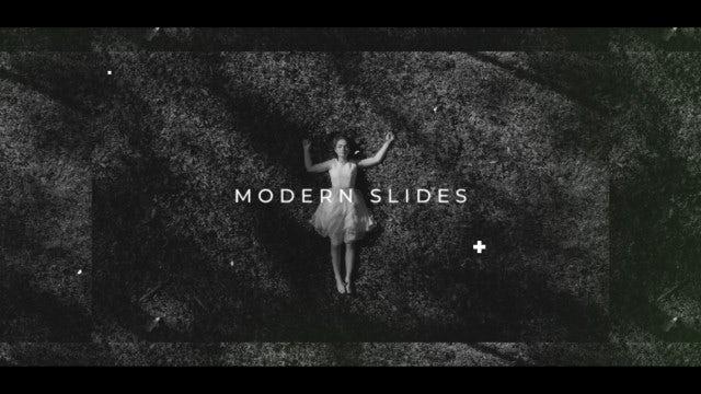 Modern Slides: Premiere Pro Templates