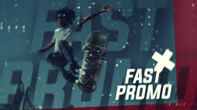Dynamic Sport Trailer: Premiere Pro Templates