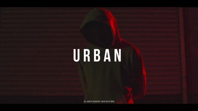 Trap Urban Opener: Premiere Pro Templates