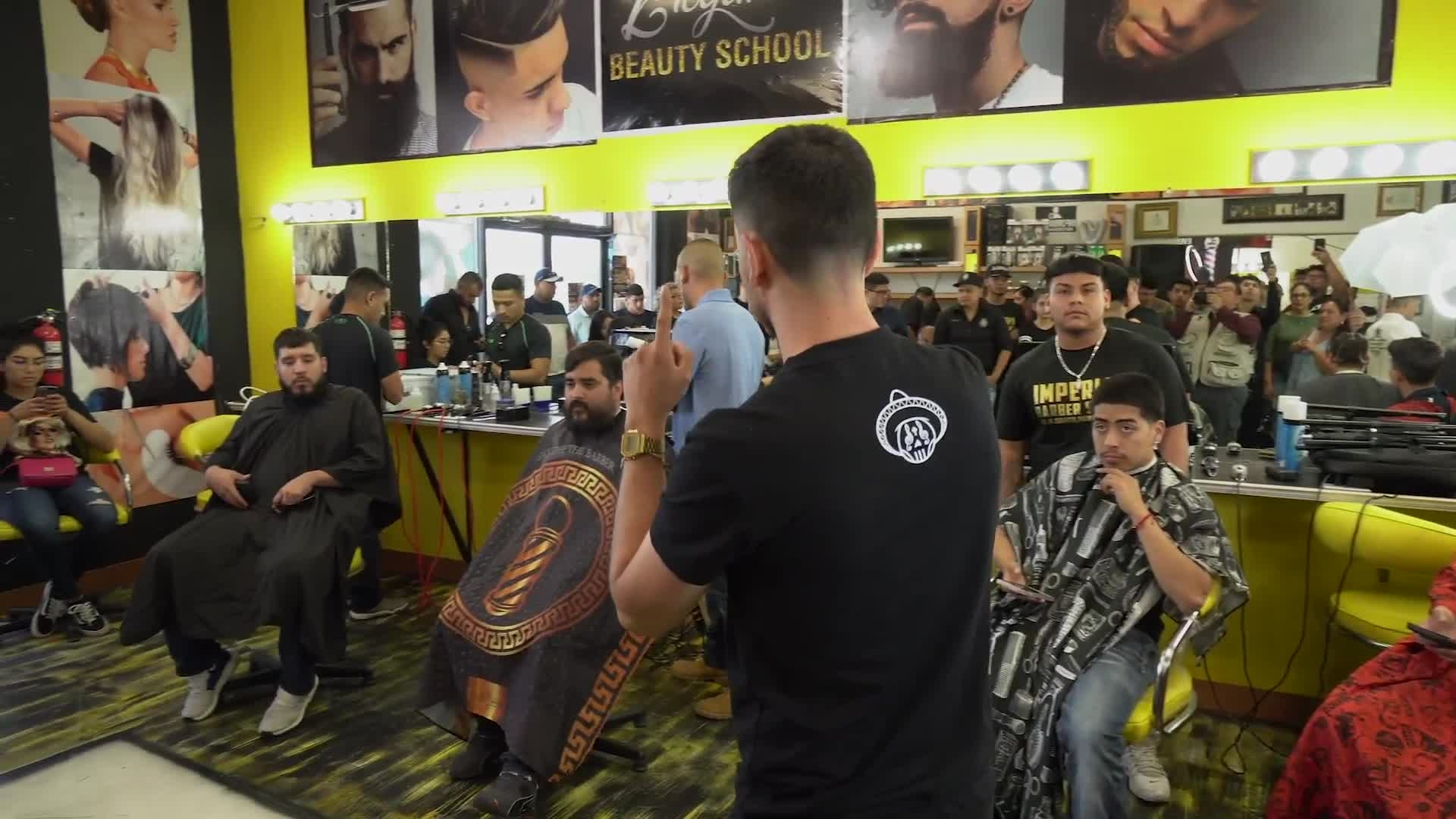 Barber Battle 2019! Your event is special