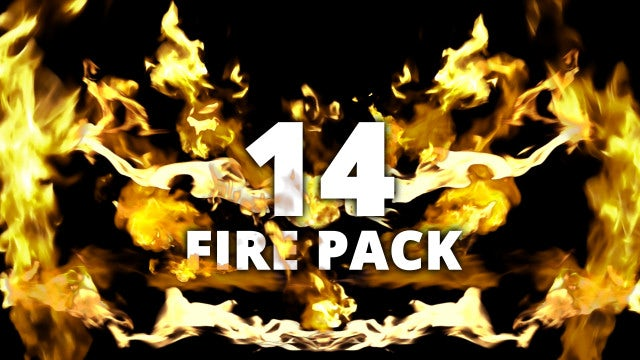 Fire Pack: Stock Motion Graphics