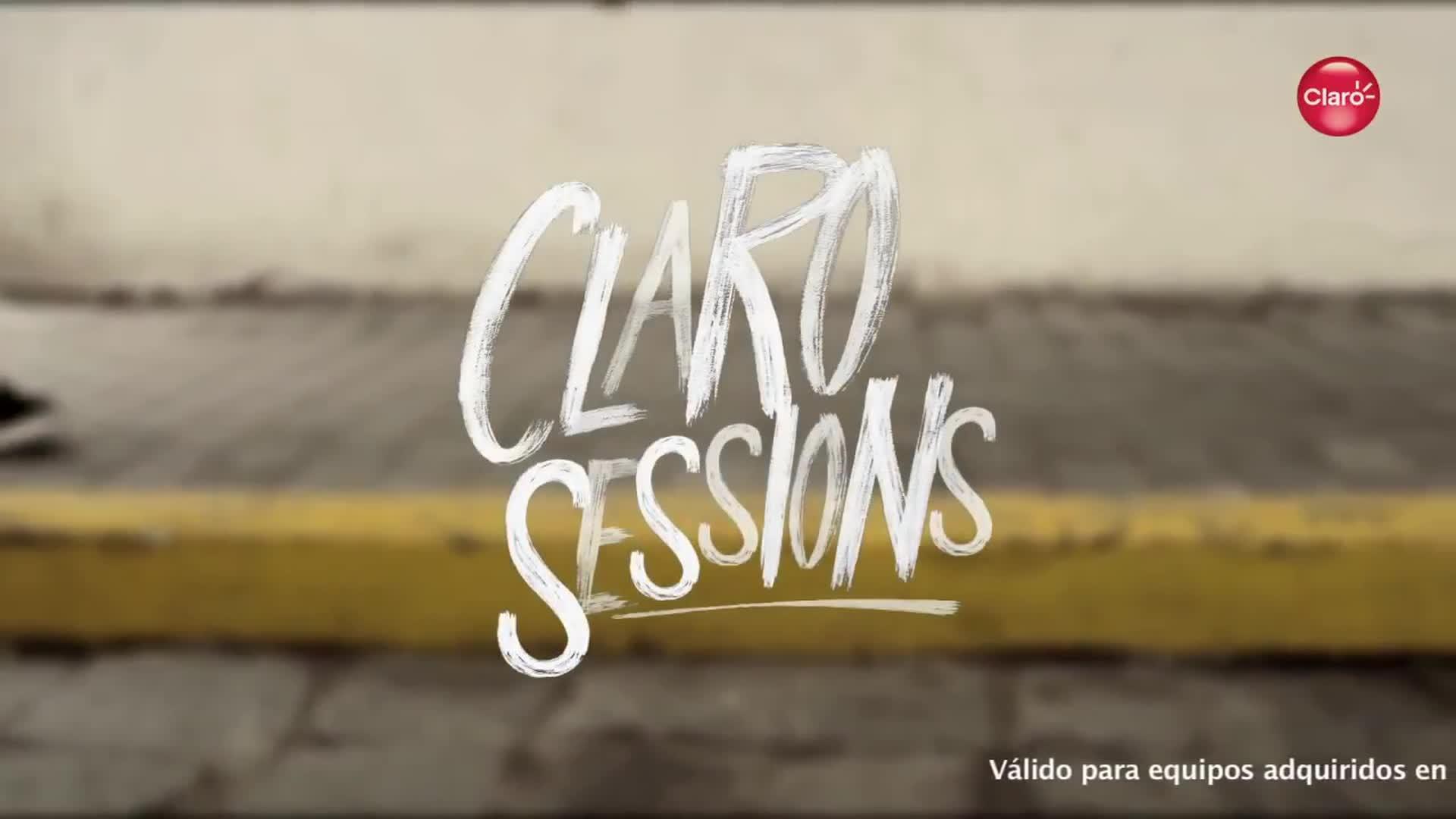 Claro - Sessions