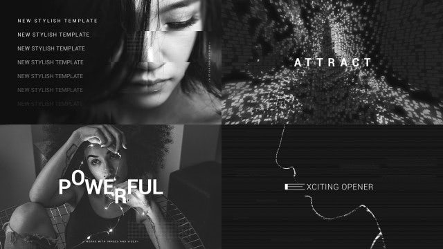Exciting Opener: After Effects Templates