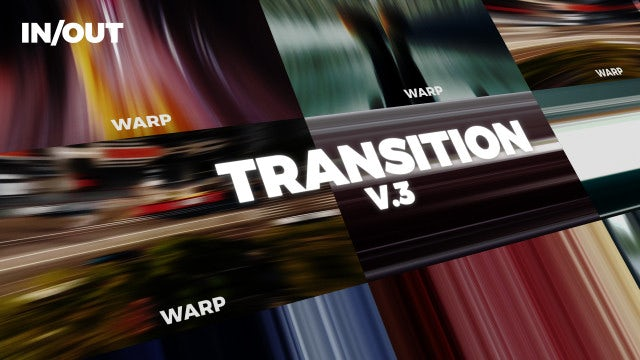 Transition V3: Premiere Pro Templates