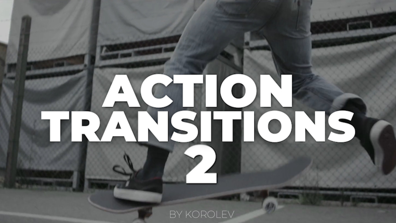 Action Transitions V.2  187902 + Music