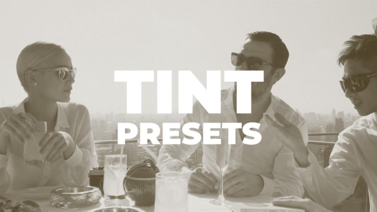 Tint Presets 188032 + Music