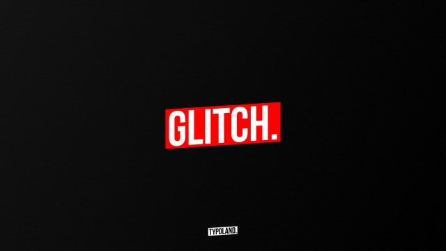 Glitch Text Transitions: Premiere Pro Presets