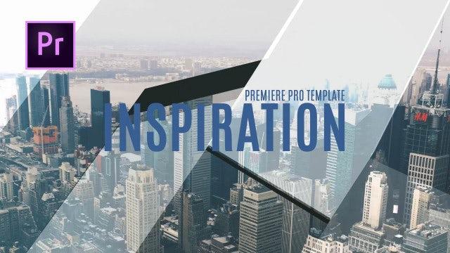Inspiration Slideshow: Premiere Pro Templates