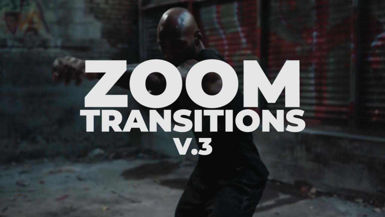 Zoom Transitions V.3 189267 + Music