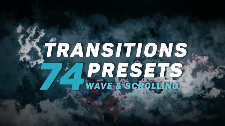 Transitions v.3: Premiere Pro Presets