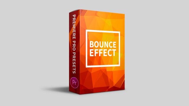 Bounce Effect: Premiere Pro Presets