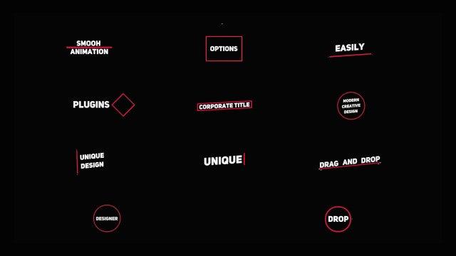 Dynamic Title - Premiere Pro Templates   Motion Array